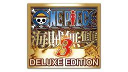 《海贼无双3 豪华版》Switch繁体中文版将于5月11日发售