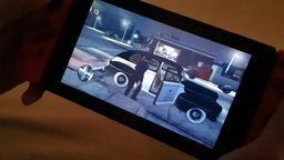 Switch《黑色洛城》屏摄画面公开 发售日11月14日