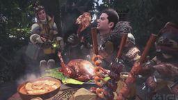 《怪物猎人世界》5段全新实机演示 重弩双刀斩斧盾斧操虫棍出场