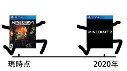 《我的世界2》至少要到2020年后才会公布