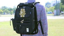 《怪物猎人世界》联动ispack推出主题背包 排队神器