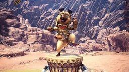《怪物猎人 世界》14页杂志图新场景与游戏系统新情报