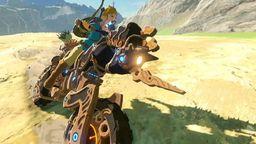 《塞尔达传说:荒野之息》大师摩托零式获得位置攻略