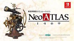 《新世界地图1469》将于4月19日登陆Nintendo Switch平台