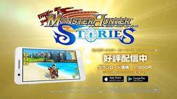 《怪物猎人物语》登陆手机平台 价格便宜画面高清