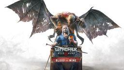 """《巫师3》""""血与酒""""封面图放出 实体版将附带昆特牌"""