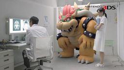 《马里奥与路易基RPG3 DX》最新宣传片 在库巴的体内玩耍