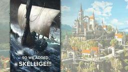 巫师3血与酒加入全新昆特牌派别史凯利杰 手游版昆特牌或将制作