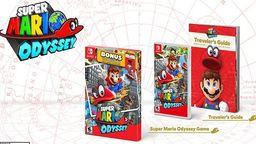 《超级马里奥:奥德赛》等NS游戏将发新手版 将包含指导书