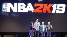 《NBA 2K19》九月正式登陆中国PlayStation4平台