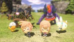 《最终幻想世界》四个小游戏奖杯及马丁记忆拿法攻略