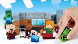 万代玩具将发售《我的世界》主题橡皮擦