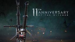 《巫师》发布人设图庆祝系列11周年 后续将披露更多信息