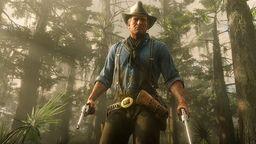 《荒野大镖客2》Xbox One版文件大小接近89GB