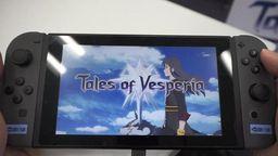 TGS《宵星传说 决定版》Switch中文版掌机模式试玩视频