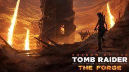 """《古墓丽影:暗影》古墓挑战DLC任务""""锻造炉""""公开"""