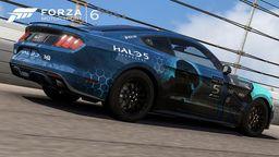 《极限竞速6》新加入两辆《光环5》主题车辆
