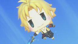 《最终幻想世界》23分钟最新试玩 Q版提达亮相