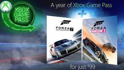 购买XGP服务将获《极限竞速7》与《极限竞速:地平线3》
