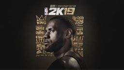 《NBA 2K19》首段实机视频 詹皇首披湖人战袍众多球星出境