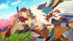 《怪物猎人物语》9月20日配信体验版 发售日10月8日