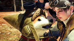 《怪物猎人世界》终于有了令人激动的MOD:艾露狗