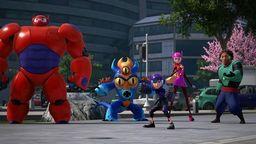 《王国之心3》TGS超能陆战队宣传片加长版 另公开游戏封面