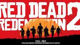 《荒野大镖客2》正式公布!2017年秋季发售
