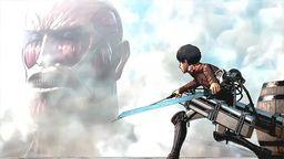 《进击的巨人》最新电视广告发布 距发售日仅2天!