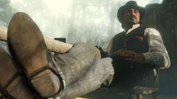 《荒野大镖客2》可全程使用第一人称游玩 大批新截图公布