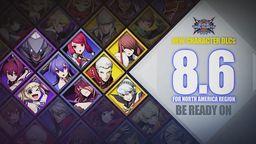 《苍翼默示录 交叉组队战》新DLC角色公布 第五部作品将参战