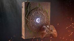 《古墓丽影》定制版Xbox One X展开拍卖 款项将用于慈善