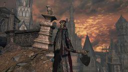 血源诅咒 婚戒圣杯迷宫附带三把武器与+5银弹符文