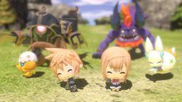 《最终幻想世界》物理流攻略 物理流怎么玩