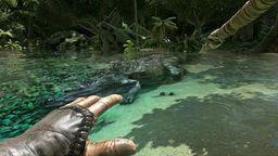 恐龙主题开放世界生存游戏《方舟:生存进化》公布