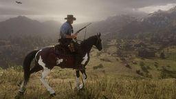 《荒野大镖客2》公布首日补丁大小 将带来最好游戏体验