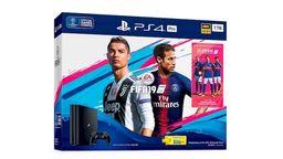 港版《FIFA19》PS4 Pro同捆主机将于9月25日推出 3480港币