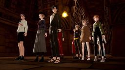 PS4《卡里古拉:过量》简体中文版今日发售以及公开追加内容