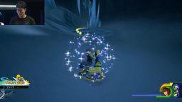《王国之心3》公开冰雪奇缘世界实机试玩 展示雪山滑雪