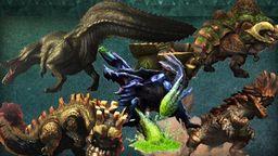 怪物猎人X常用素材获得方法一览