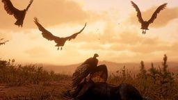 《荒野大镖客2》放出更多野生动物图片 展现自然界丰富物种