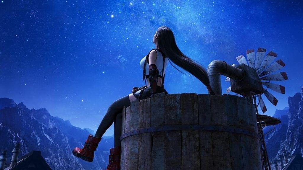《最終幻想7 重制版》大量新截圖:希瓦、列車墓場、神羅大樓等
