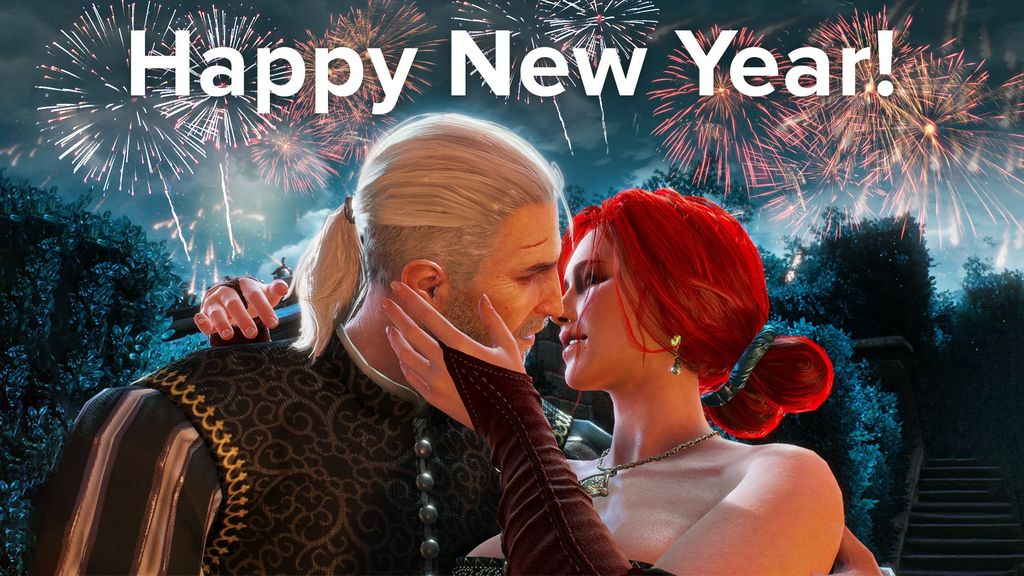 2020元旦快乐!一大波游戏厂商新年贺图奉上