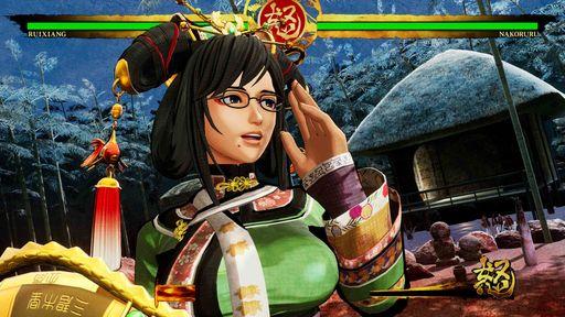 《侍魂 曉》游戲畫面高清截圖公開 PS4/XB1版6月27日發售