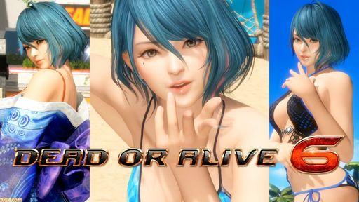 """《死或生6》DLC角色""""環""""3月10日參戰 附實機試玩與海量截圖"""