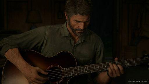 《最后生還者 第二幕》14張新截圖 喬爾再次彈起吉他