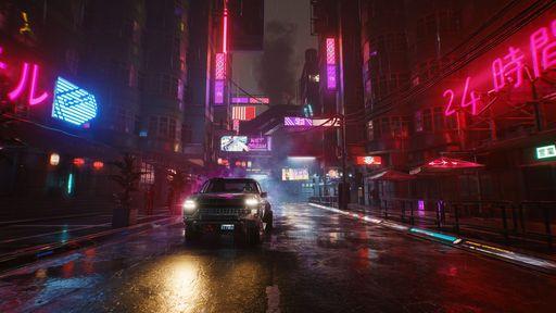 《賽博朋克2077》全新截圖、原畫、角色渲染圖公開 多樣性十足