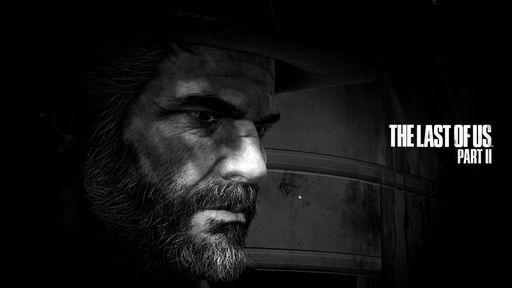 論壇玩家自制《最后生還者 第二部》美圖欣賞 風景與角色肖像