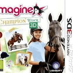 Imagine: Champion Rider 3D