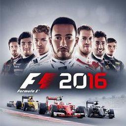 F1 方程式赛车 2016